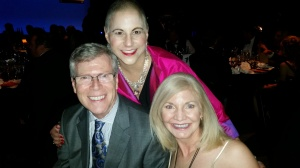 ACS Gala with Karin and Paul Allen